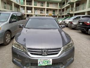 Honda Accord 2013 Gray | Cars for sale in Lagos State, Alimosho