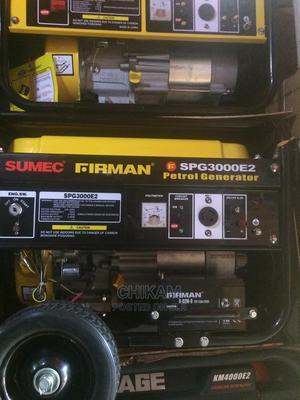 Sumec Firman Generator | Electrical Equipment for sale in Lagos State, Lagos Island (Eko)