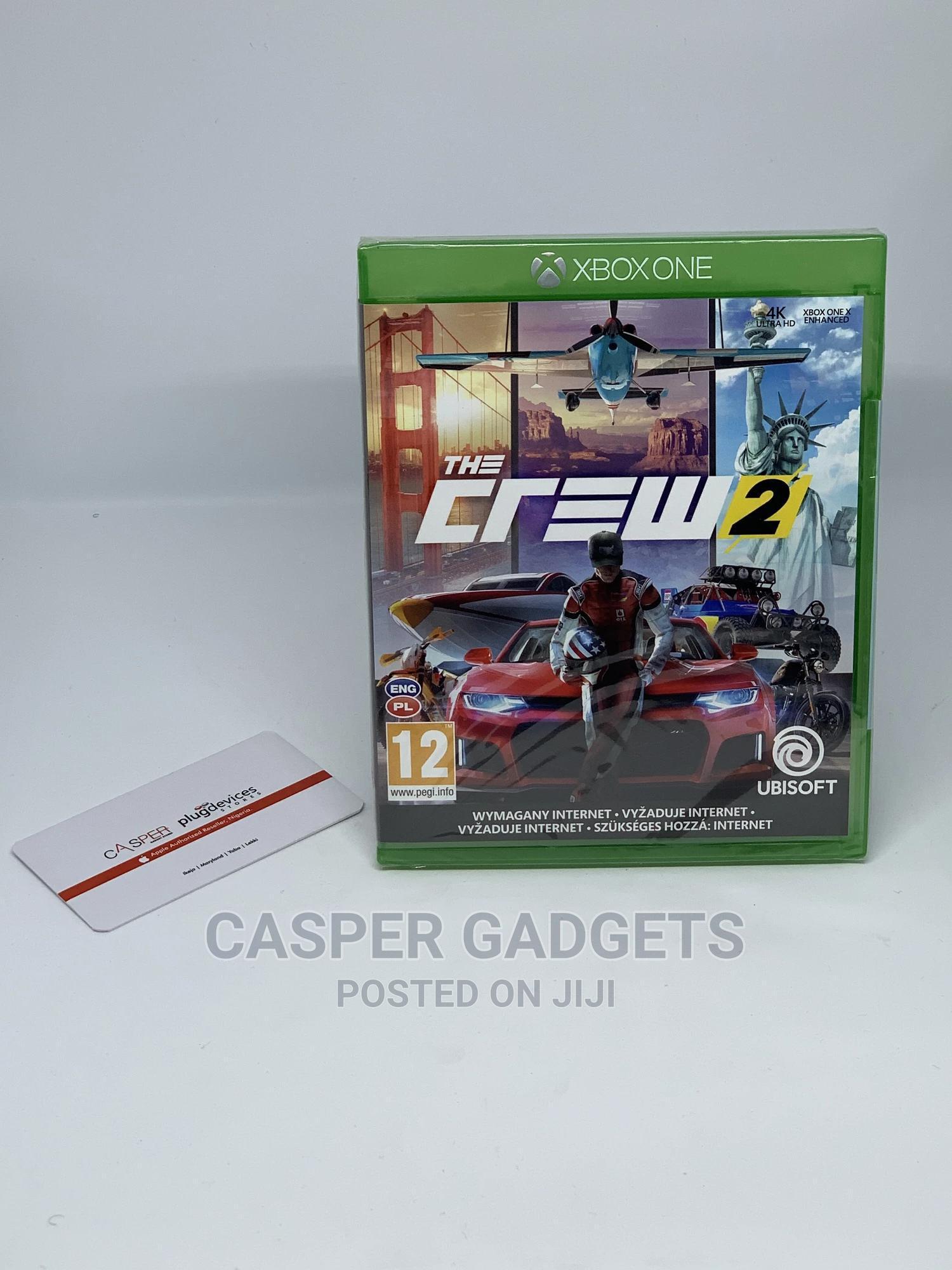 Xbox: The Crew 2