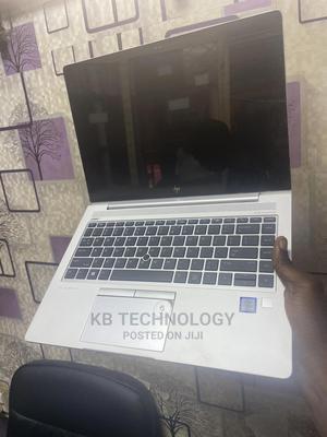 Laptop HP EliteBook 840 G5 8GB Intel Core I5 SSD 256GB | Laptops & Computers for sale in Oyo State, Ibadan