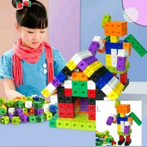 Baby Educational Plastic Block Particles | Toys for sale in Lagos State, Yaba
