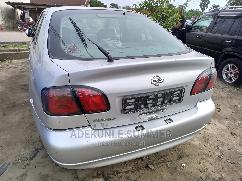 Nissan Primera 2001 Wagon Silver   Cars for sale in Ojo, Lagos State, Nigeria