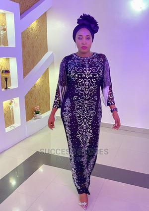 New Quality Fully Stoned Turkey Dress With Fringes   Clothing for sale in Lagos State, Lekki