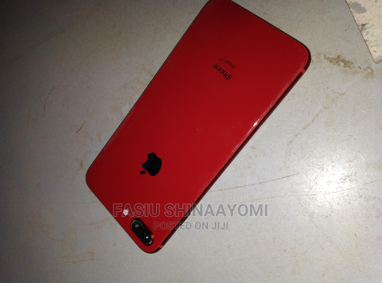 Apple iPhone 8 Plus 64 GB Red   Mobile Phones for sale in Odeda, Ogun State, Nigeria