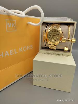 Michael Kors Full Package | Watches for sale in Lagos State, Amuwo-Odofin