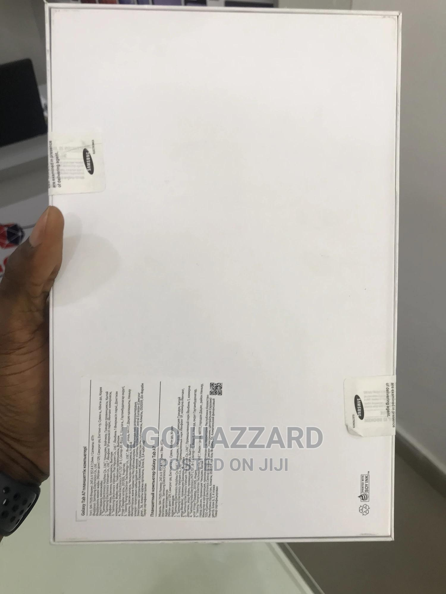 New Samsung Galaxy Tab A7 10.4 (2020) 32 GB White | Tablets for sale in Wuse 2, Abuja (FCT) State, Nigeria