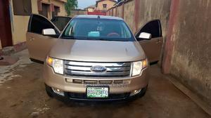 Ford Edge 2010 SE Fleet Gold | Cars for sale in Lagos State, Ipaja