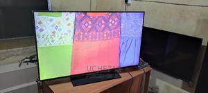 "Panasonic 50"" Smart TV UHD 4K OLED Design Wi-Fi Bluetooth   TV & DVD Equipment for sale in Lagos State, Ojo"
