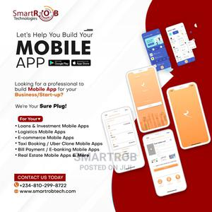Mobile App Development   Computer & IT Services for sale in Lagos State, Surulere