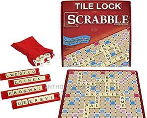 Tile Lock Scrabble Game   Books & Games for sale in Lagos State, Amuwo-Odofin