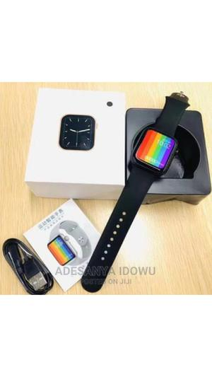 Black Square W26 Smart Watch, 200 Gm Series 6   Smart Watches & Trackers for sale in Oyo State, Ibadan