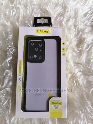 Shockproof Transparent Cover for Samsung S20 ULTRA | Accessories for Mobile Phones & Tablets for sale in Lagos State, Ojo