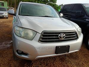 Toyota Highlander 2009 V6 Silver   Cars for sale in Abuja (FCT) State, Katampe