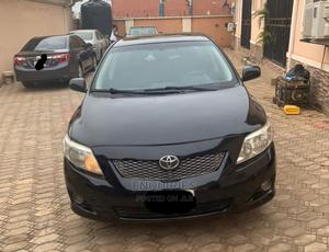 Toyota Corolla 2008 1.8 LE Black | Cars for sale in Abuja (FCT) State, Wuse 2