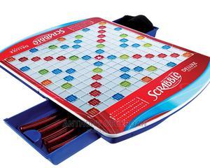 Scrabble Board Game   Books & Games for sale in Lagos State, Amuwo-Odofin