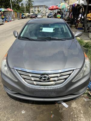 Hyundai Sonata 2011 Gray | Cars for sale in Lagos State, Surulere