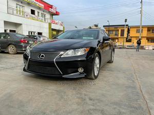 Lexus ES 2015 350 FWD Black | Cars for sale in Lagos State, Gbagada