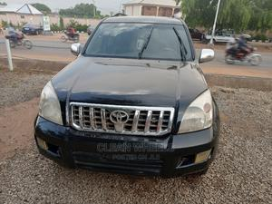 Toyota Land Cruiser Prado 2007 GX Black | Cars for sale in Abuja (FCT) State, Gwagwalada