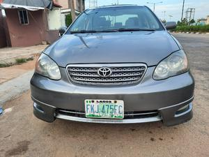 Toyota Corolla 2006 S Gray   Cars for sale in Lagos State, Ikeja