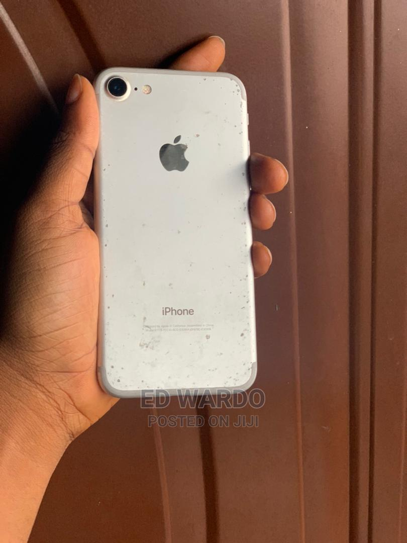 Apple iPhone 7 128 GB Silver | Mobile Phones for sale in Obio-Akpor, Rivers State, Nigeria