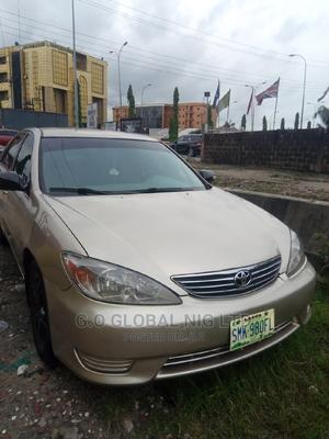 Toyota Camry 2004 Gold   Cars for sale in Rivers State, Port-Harcourt