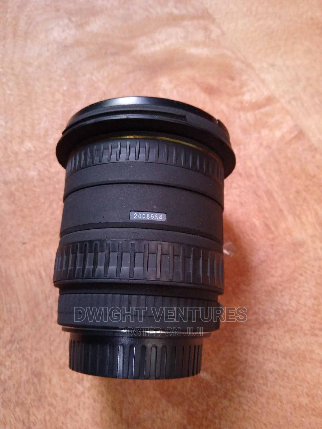 Sigma 17-35mm F/2.8-4 Canon Mount From USA | Accessories & Supplies for Electronics for sale in Ibadan, Oyo State, Nigeria