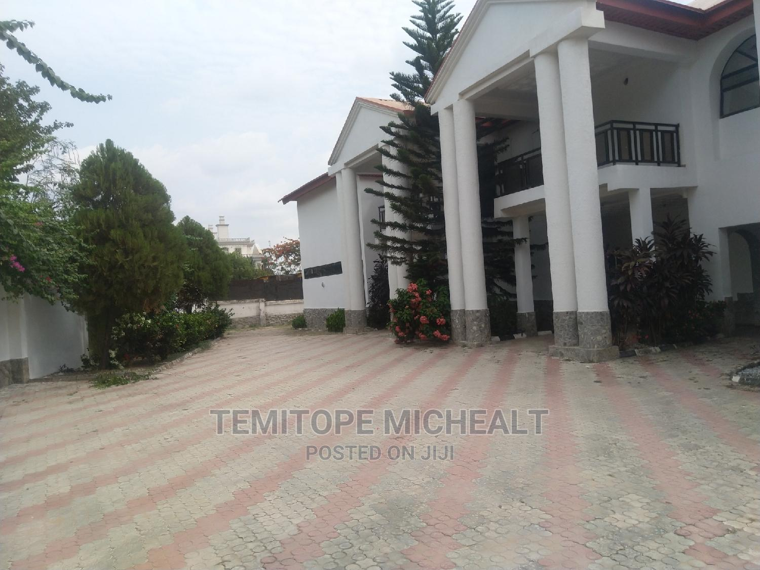 4 Bedrooms Twins Duplex at Maitama for Lease