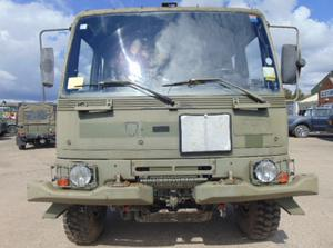 Leyland DAF 45/150 4 X 4 Fitted With Hydraulic | Trucks & Trailers for sale in Lagos State, Ikeja