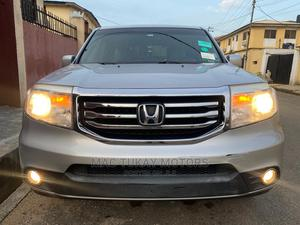 Honda Pilot 2012 Silver   Cars for sale in Lagos State, Ikeja