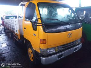 Toyota Dyna 200 1999 Yellow | Trucks & Trailers for sale in Lagos State, Apapa