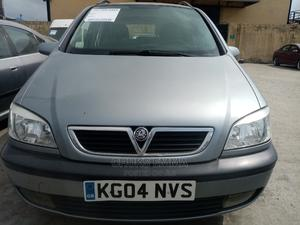 Opel Zafira 2005 Silver   Cars for sale in Lagos State, Ajah