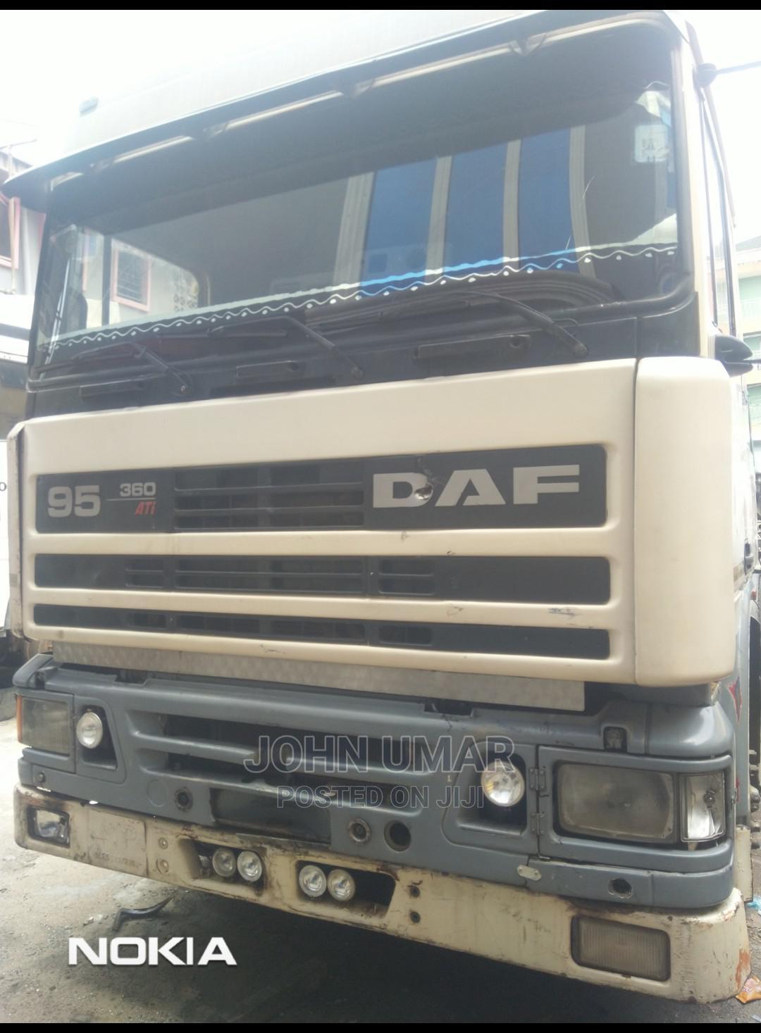 Use Truck Daf 95ati Hot Deal   Trucks & Trailers for sale in Apapa, Lagos State, Nigeria