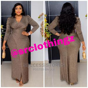New Female Quality Turkey Wrapped Long Dress | Clothing for sale in Lagos State, Lagos Island (Eko)