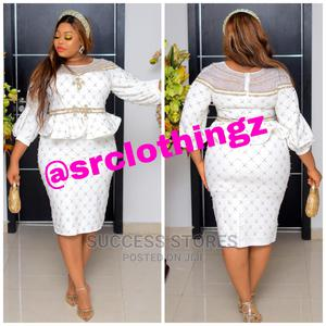 New Female Luxury Skirt and Blouse | Clothing for sale in Lagos State, Lagos Island (Eko)