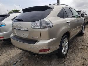 Lexus RX 2005 330 Gold | Cars for sale in Lagos State, Apapa