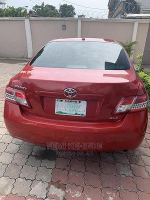Toyota Camry 2010 Red | Cars for sale in Lagos State, Lekki