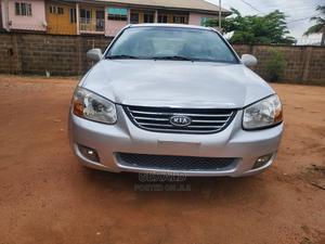 Kia Spectra 2008 2.0 EX Silver   Cars for sale in Lagos State, Ipaja