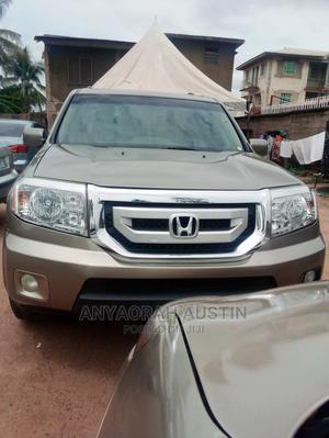 Honda Pilot 2010 Gold | Cars for sale in Enugu State, Enugu