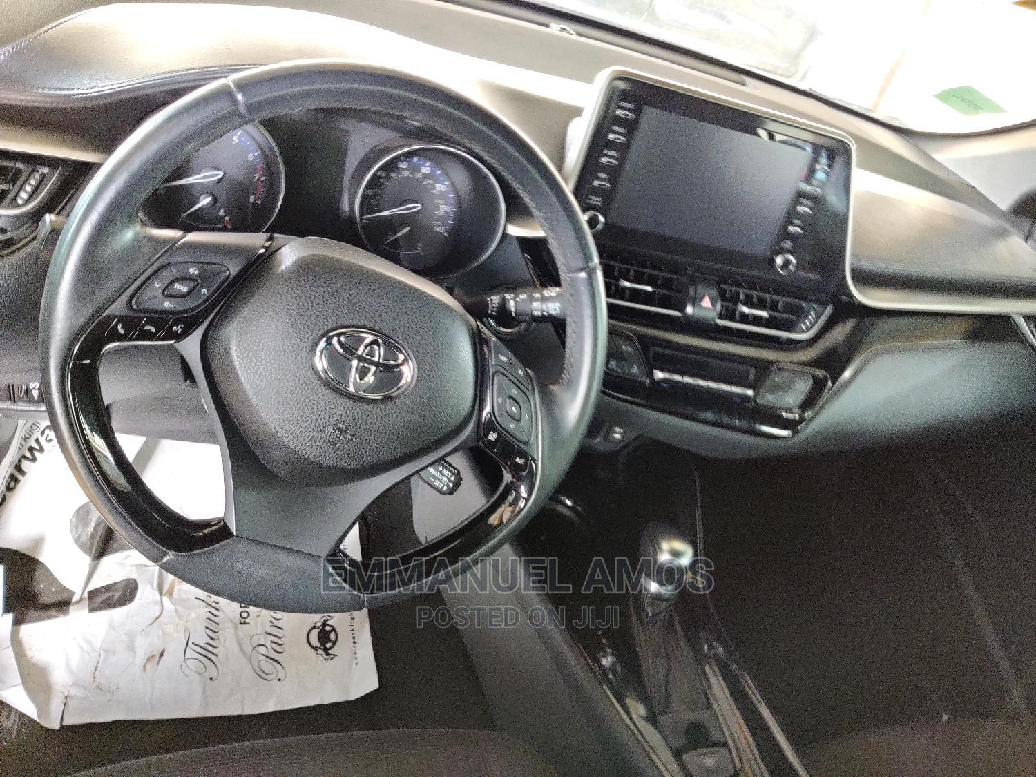 Toyota C-Hr 2019 Limited FWD Red | Cars for sale in Isolo, Lagos State, Nigeria