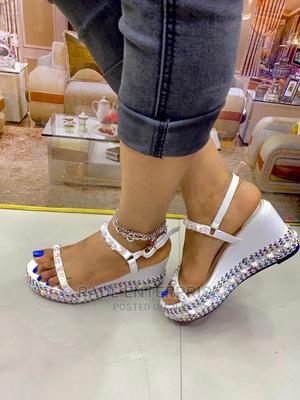 Beautiful High Quality Ladies Designers Turkey Sandals | Shoes for sale in Abuja (FCT) State, Wuse