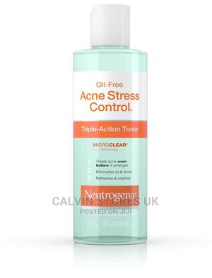 Neutrogena Oil-Free Acne Stress Control Triple Action Toner   Skin Care for sale in Lagos State, Yaba