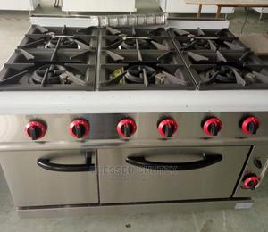 Top Grade 6 Burners Commercial Cookers | Restaurant & Catering Equipment for sale in Lagos State, Ojo