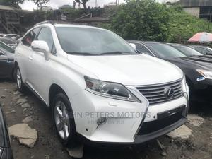 Lexus RX 2012 350 AWD White | Cars for sale in Lagos State, Apapa