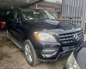 Mercedes-Benz M Class 2012 Black   Cars for sale in Lagos State, Surulere