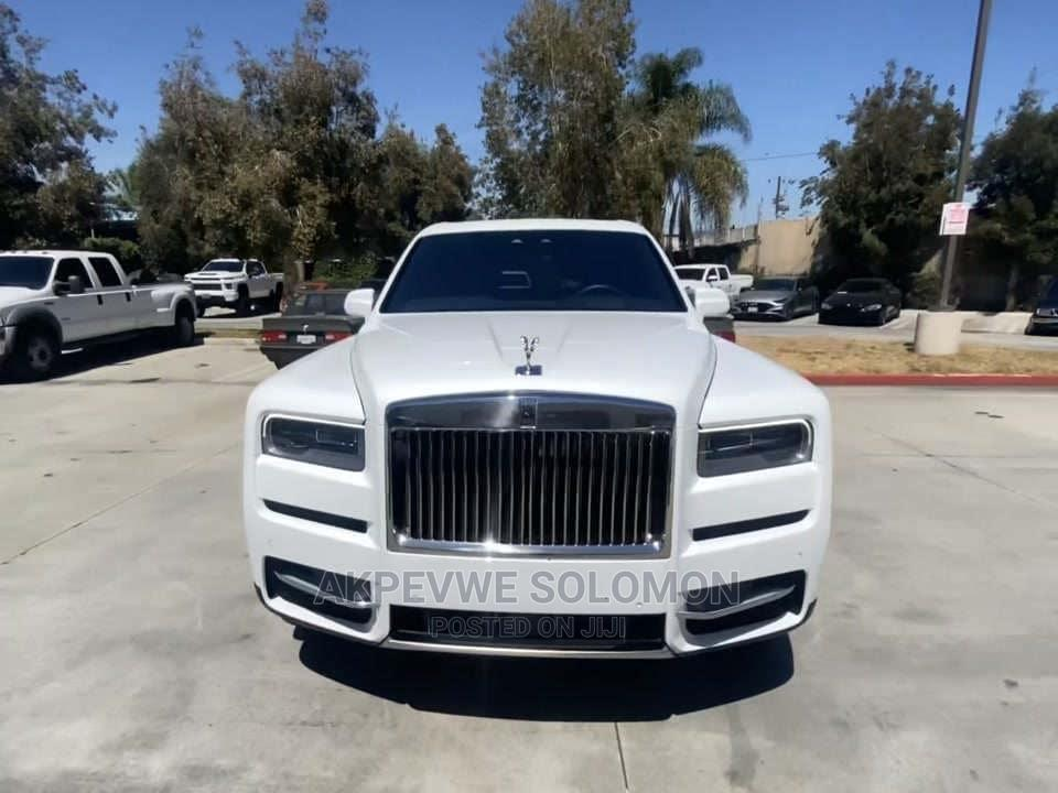 Rolls-Royce Cullinan 2020 Base White