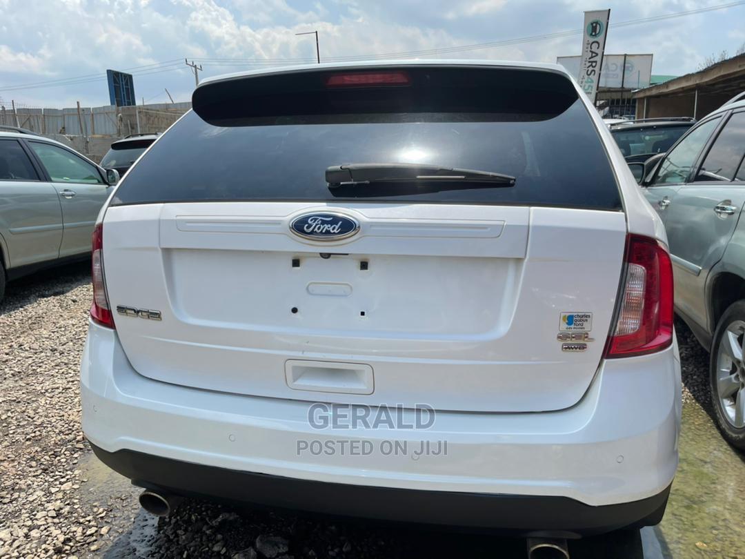 Ford Edge 2014 White   Cars for sale in Ojodu, Lagos State, Nigeria