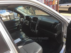 Honda CR-V 2006 LX 4WD Automatic Silver | Cars for sale in Lagos State, Ikeja