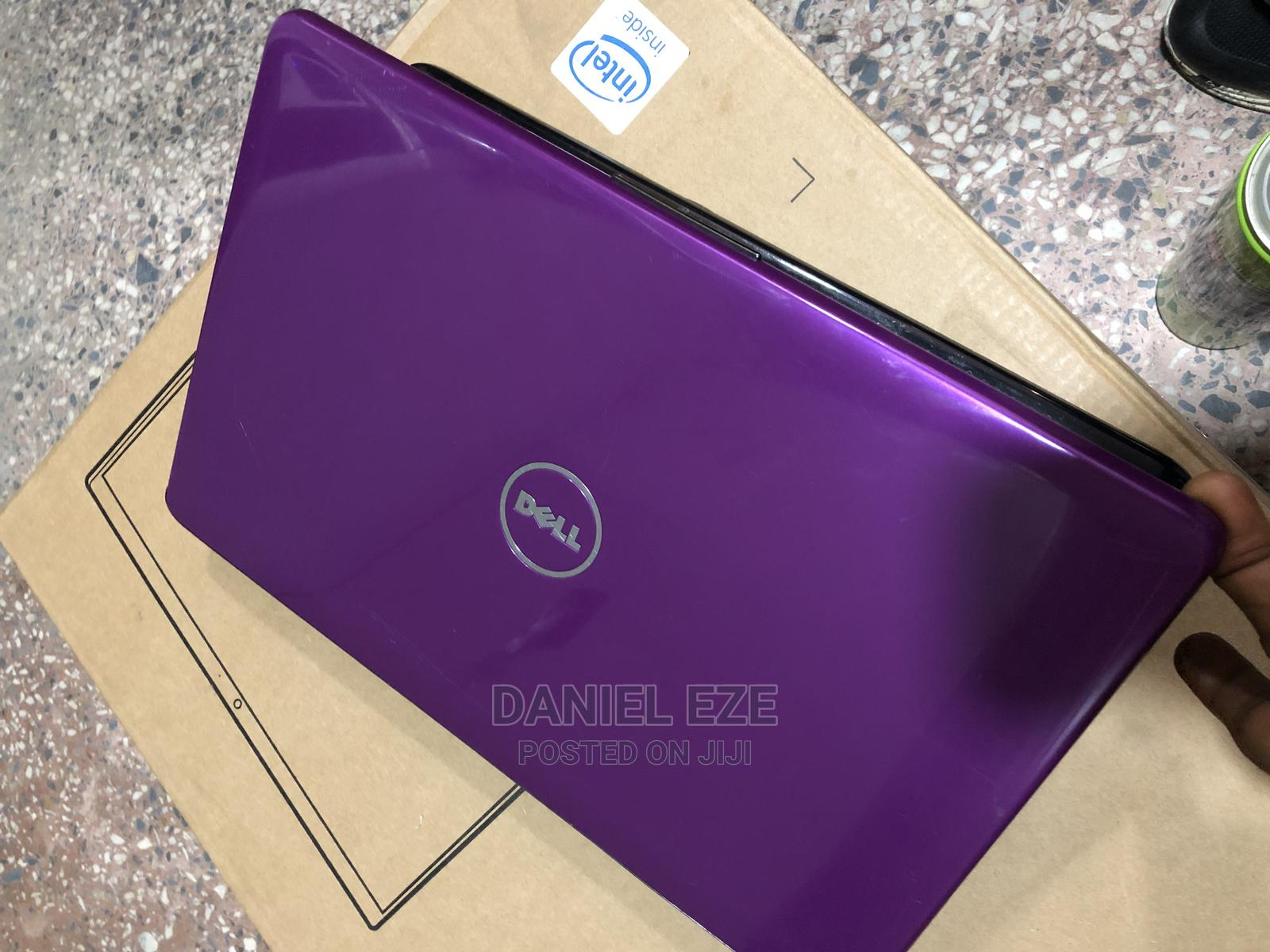 Laptop Dell Inspiron 15 2GB Intel Pentium HDD 250GB | Laptops & Computers for sale in Ikeja, Lagos State, Nigeria