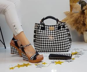 Original 3 in 1 Handbag, Purse Shoe   Bags for sale in Lagos State, Yaba