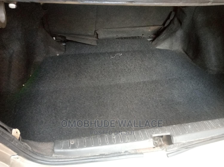 Archive: Toyota Corolla 2003 Sedan Automatic Gold